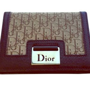 Authentic Christian Dior Diorissimo Wallet